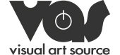 visual art source logo
